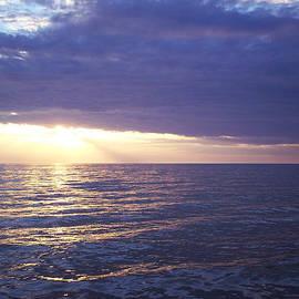 Richard Andrews - Sunset - Lake Huron