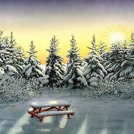 Conrad Mieschke - Sunset Memories