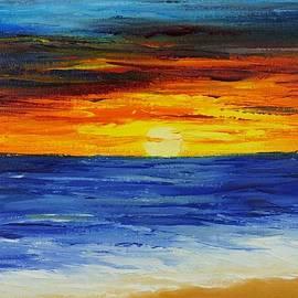 Ojars Bluzma - Sunset