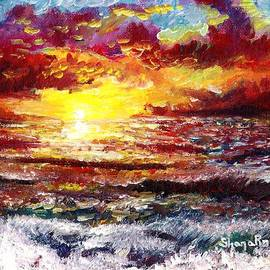 Shana Rowe - Sunset on Red Sea