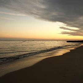 Jeffrey Saraceno - Sunset on Soundview Beach