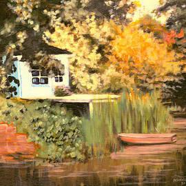 Melissa Herrin - Sunset on the Bayou