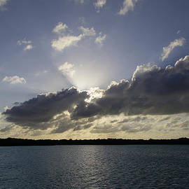 John Bailey - Sunset on the Gulf