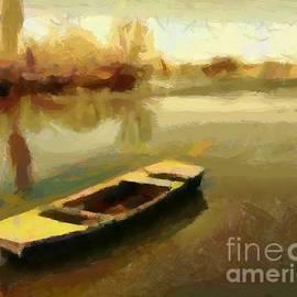 Dragica  Micki Fortuna - Sunset On The River