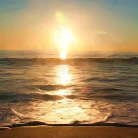 Katherine Erickson - Sunset on Tide