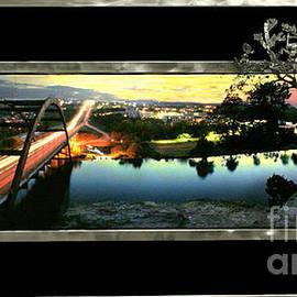 Heather Harris Art - Sunset Over Lake Austin