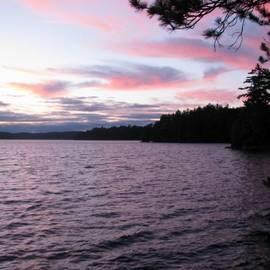 Robert Burns - Sunset Over Lake CatchaComa 2