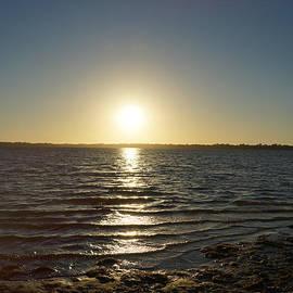 Cassandra Buckley - Sunset over Lake Leschenaultia