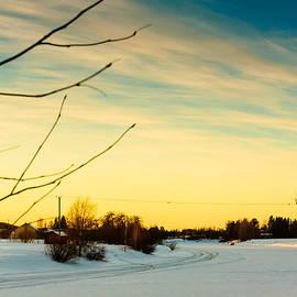 Jukka Heinovirta - Sunset Over The Snowy River 1