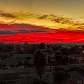 Robert Bales - Sunset Over Yuma
