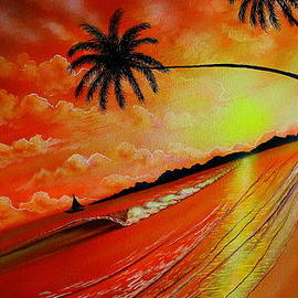 Marty  Calabrese - Sunset Peelers