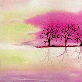 Brenda Owen - Sunset Reflections