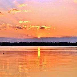 Kim Bemis - Sunset Reflections