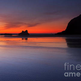 Mike  Dawson - Sunset Reflections