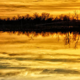 Greg Kluempers - Sunset Riverlands West Alton MO DSC03319
