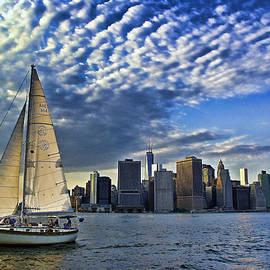 Allen Beatty - Sunset Sail