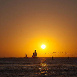 Zina Zinchik - Sunset sail