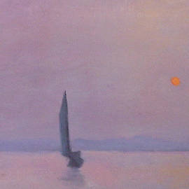 David Zimmerman - Sunset Sails