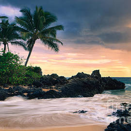 Henk Meijer Photography - Sunset Secret Beach - Maui