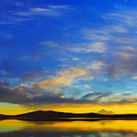 Reflective Moments  Photography and Digital Art Images - Sunset Sonata