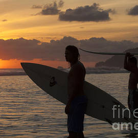 Bob Christopher - Sunset Surfers Corcovado Costa Rica 2