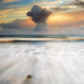 Grant Glendinning - Sunset Talisker bay