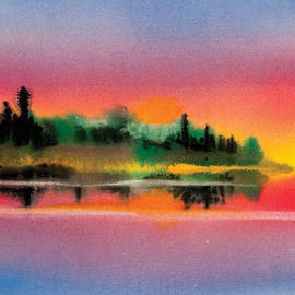 Teresa Ascone - Sunset