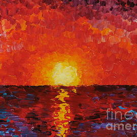 Teresa Wegrzyn - Sunset