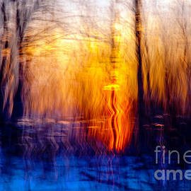 M and L Creations - Sunset Trees