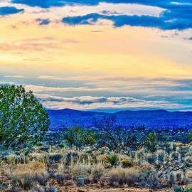 Bob and Nadine Johnston - Sunset Verde Valley Arizona