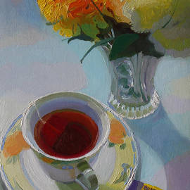 Charmaine P Jackson - Sunshine Tea