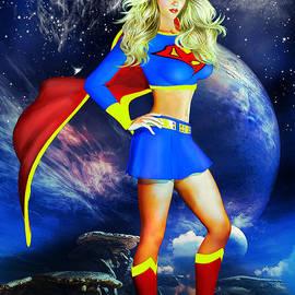 Alicia Hollinger - Supergirl