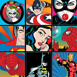 Mark Ashkenazi - Superheroes