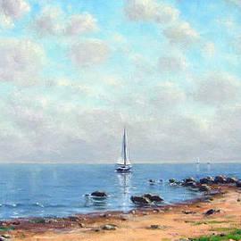 Rick Hansen - Superior Sailing