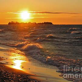 Ann Horn - Superior Sunset