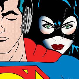 Mark Ashkenazi - Superman And Catwoman