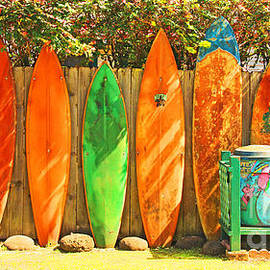 Kris Hiemstra - Surf and Trash Art