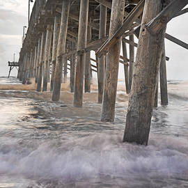 Betsy A Cutler Islands and Science - Surf City Ocean Pier