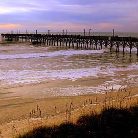 Karen Wiles - Surf City Pier