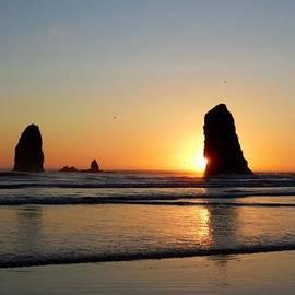 Teresa A Lang - Surf N Sunset