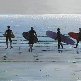 Arthur Glendinning - Surf Watch