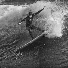 Morgan Wright - Surfer 1 BW