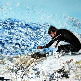 Betty-Anne McDonald - Surfer