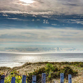 Brian Caldwell - Surfers at Coast Guard Beach