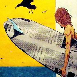 Kyle  Brock - Surfing News