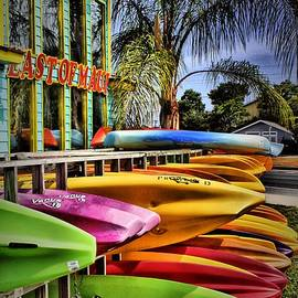Robert McCubbin - Surf
