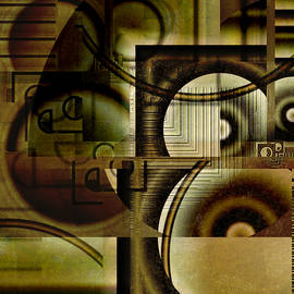 Vic Eberly - Surround Sound - Abstract Art
