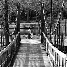 Robert Yaeger - Suspension Bridge Twins