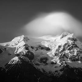 David Bowman - Svinafell Mountains