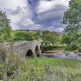 Swaledale Packhorse Bridge